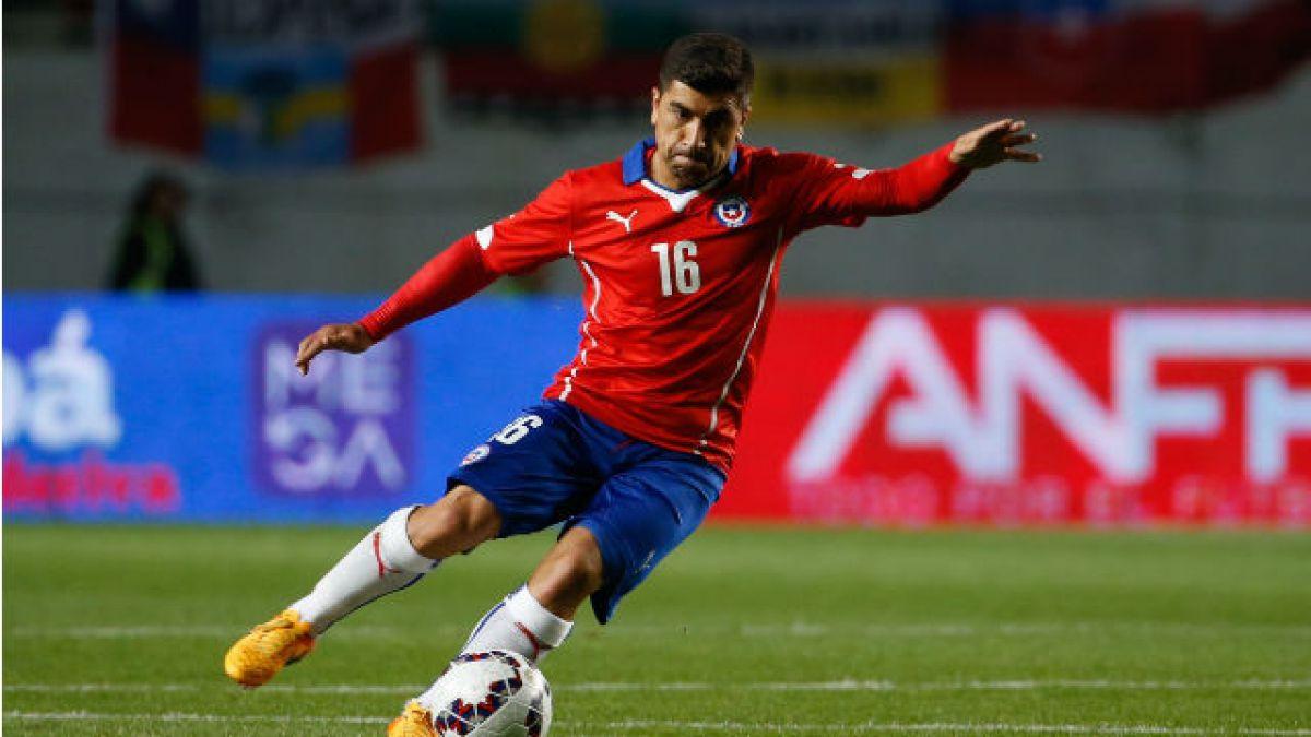 """David Pizarro es """"liberado"""" de la nómina de la Selección Chilena"""