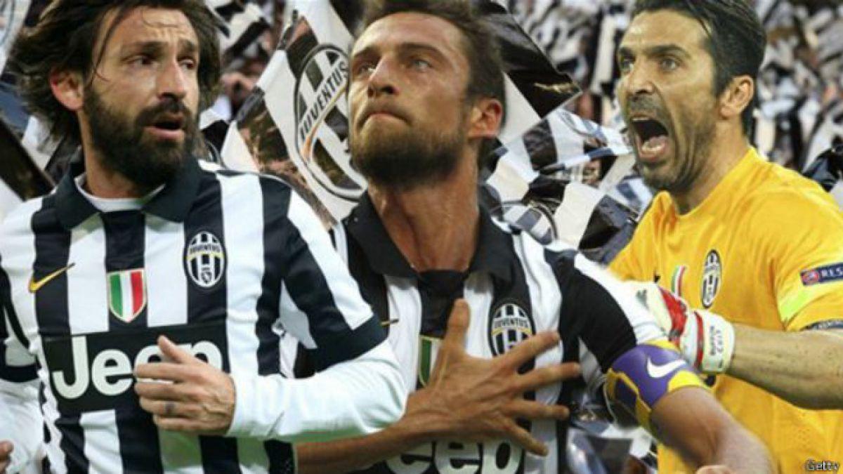 Juventus vs. Barcelona: cómo hizo la vieja señora del fútbol para regresar del infierno