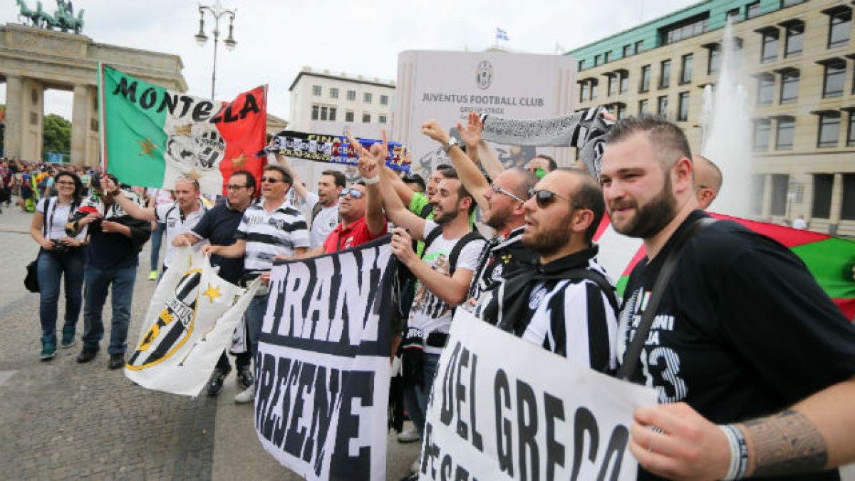 La final de la Champions se toma las calles de Berlín