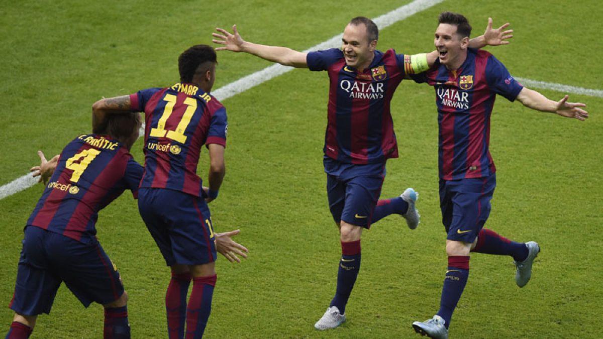 El Barça en Europa: Los números del nuevo campeón de la Champions
