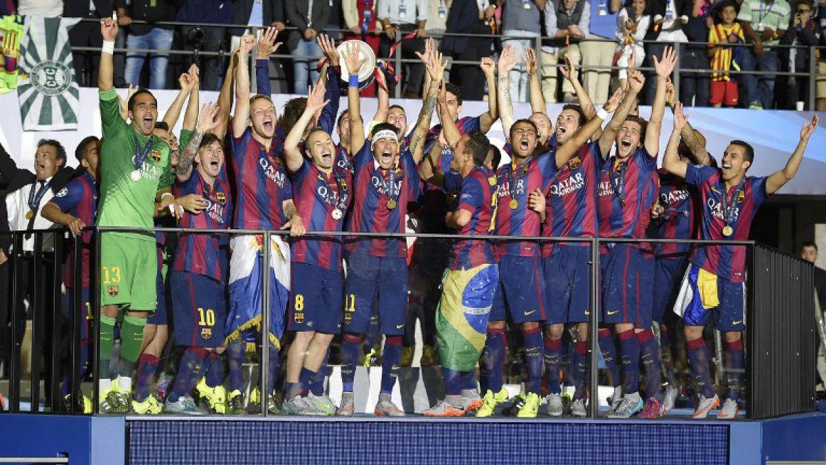 Una corona más para Bravo: Barcelona campeón de la Champions League