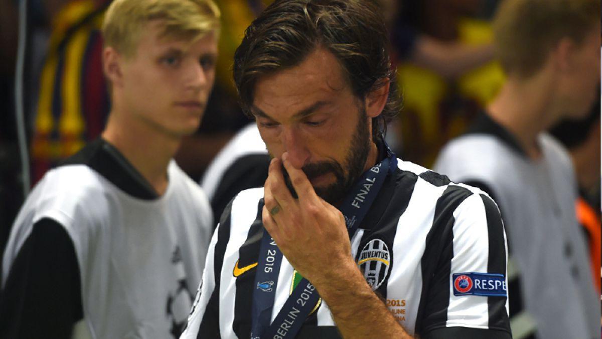 Juventus no pudo revertir la historia: ha perdido sus últimas cuatro finales de Champions