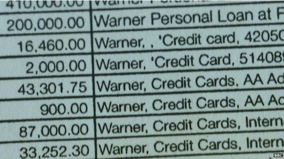 La BBC obtiene evidencia de sobornos del exdirectivo de la FIFA, Jack Warner