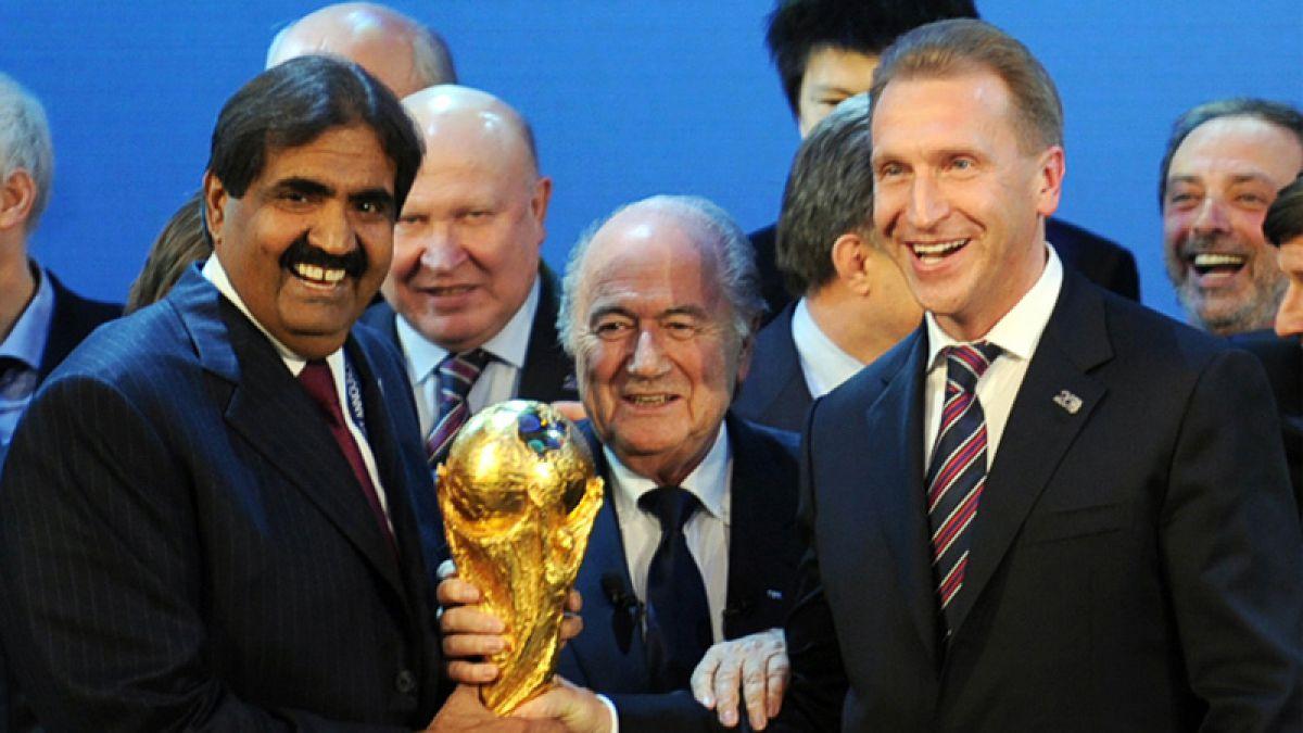 FIFA reconoce que Rusia 2018 y Qatar 2022 podrían perder la organización de los mundiales