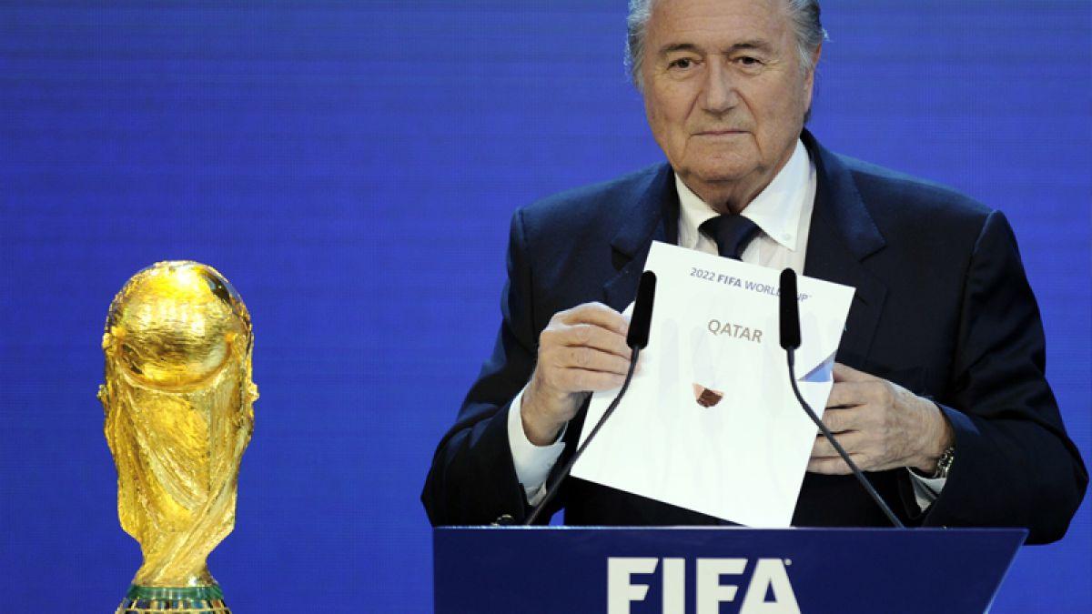 FIFA confirma que el Mundial de Qatar se disputará entre el 21 de noviembre y el 18 de diciembre