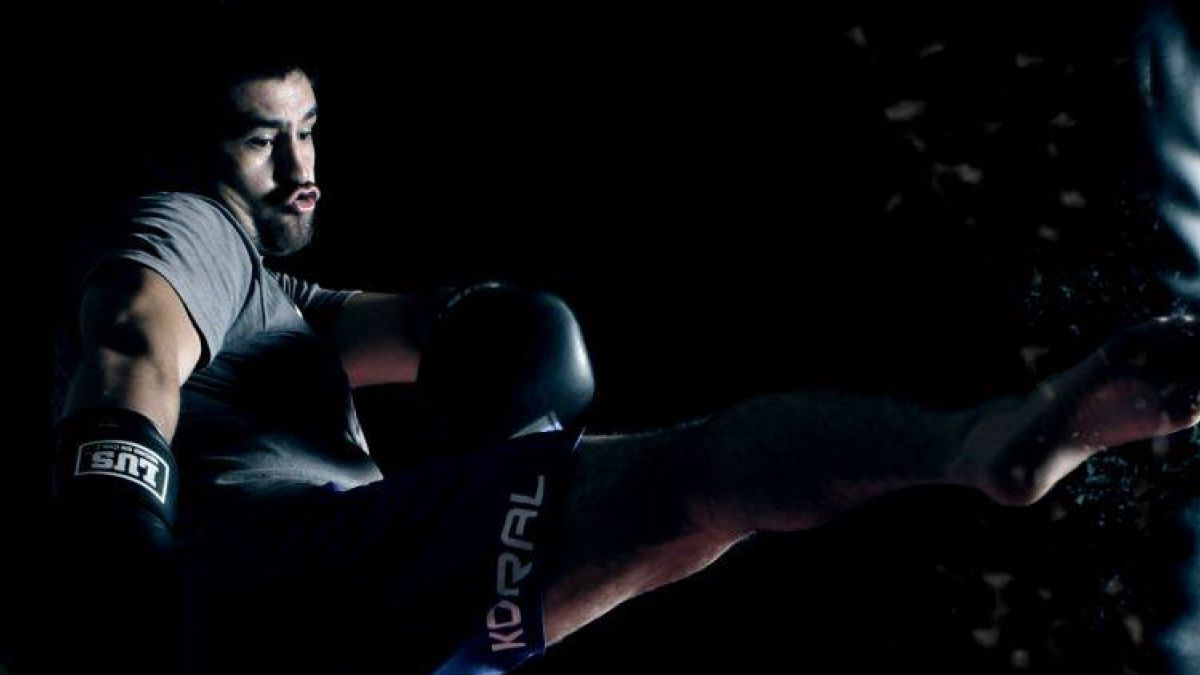Peleador nacional Iván Galaz se corona Campeón Mundial de Kickboxing