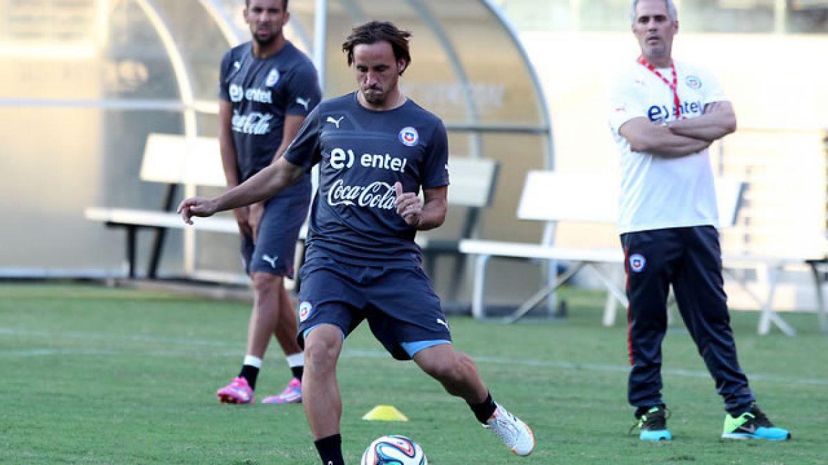 """Nueva baja en la Selección Chilena: Carmona es reemplazado por """"Chapita"""" Fuenzalida"""