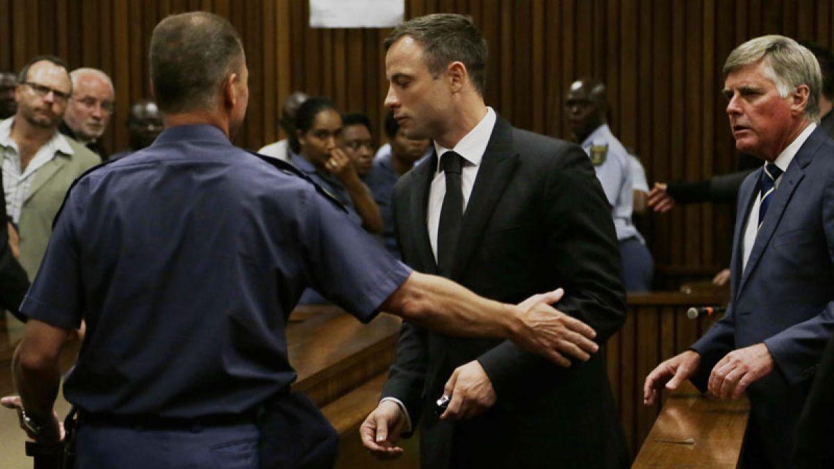 Juicio de Oscar Pistorius será examinado en apelación en noviembre