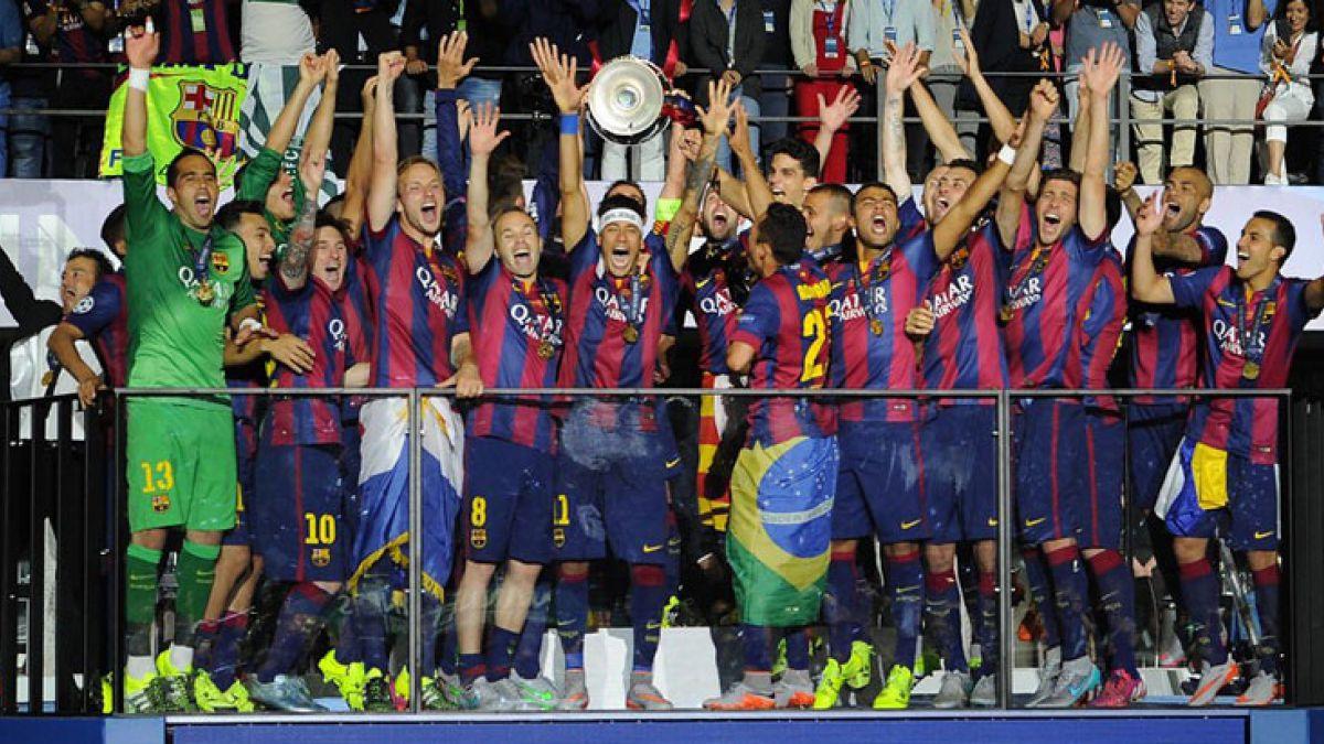 UEFA no consideraría campeón de la Champions League a Claudio Bravo