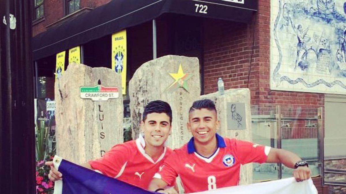 Copa América 2015: Hinchas, equipos y jugadores la viven en Facebook e Instagram