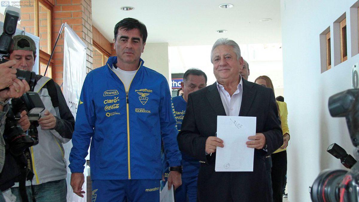 Ente contra lavado de activos indagará a la Federación Ecuatoriana de Fútbol