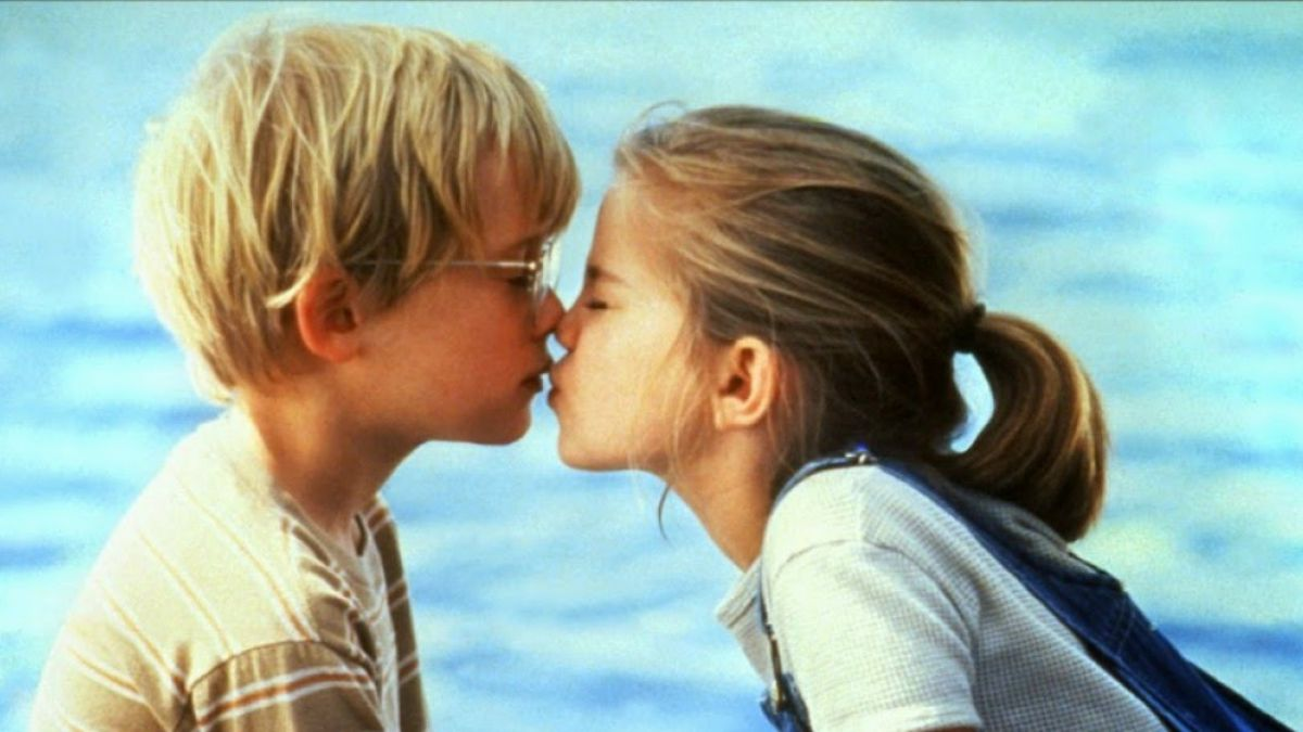 películas para llorar Mi primer beso