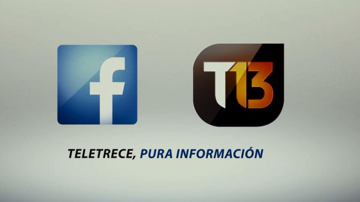 Canal 13 – Facebook,  juntos en Copa América