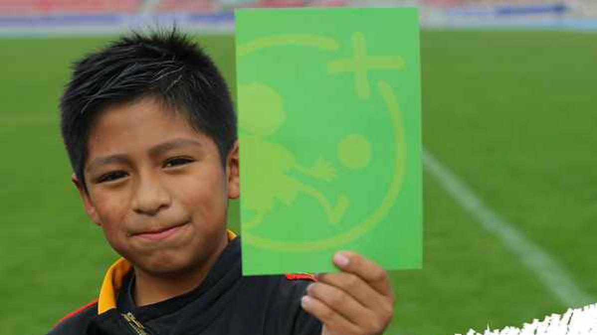 Debut de Chile en la Copa América contará con inédita tarjeta verde contra la discriminación