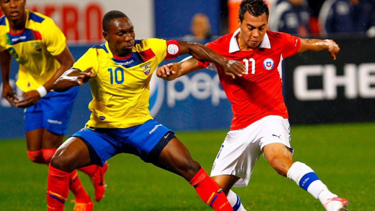 Chile vs. Ecuador: toda la historia de sus enfrentamientos
