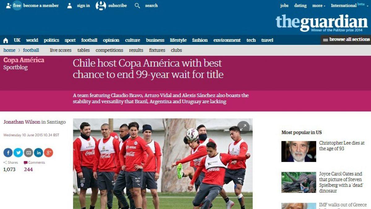 Lo bueno y lo malo que destacan los medios extranjeros de la Copa América