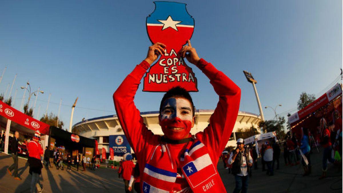 Final Copa América: Sigue el duelo Chile-Argentina por todas las plataformas de Canal 13