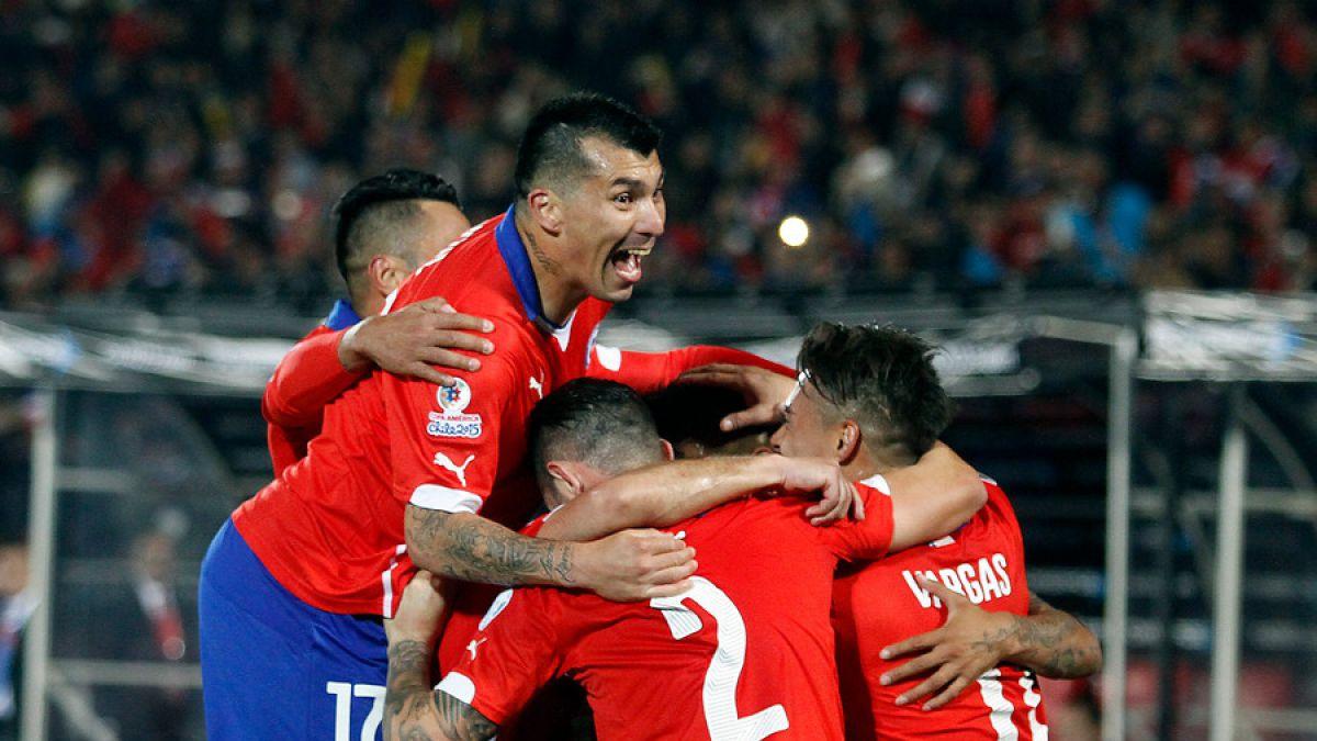 [VIDEO] Los 10 goles de la Roja en lo que va de la Copa América