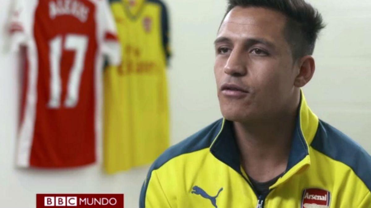 [VIDEO] Alexis Sánchez en BBC: El niño pobre que se convirtió en maravilla del fútbol mundial