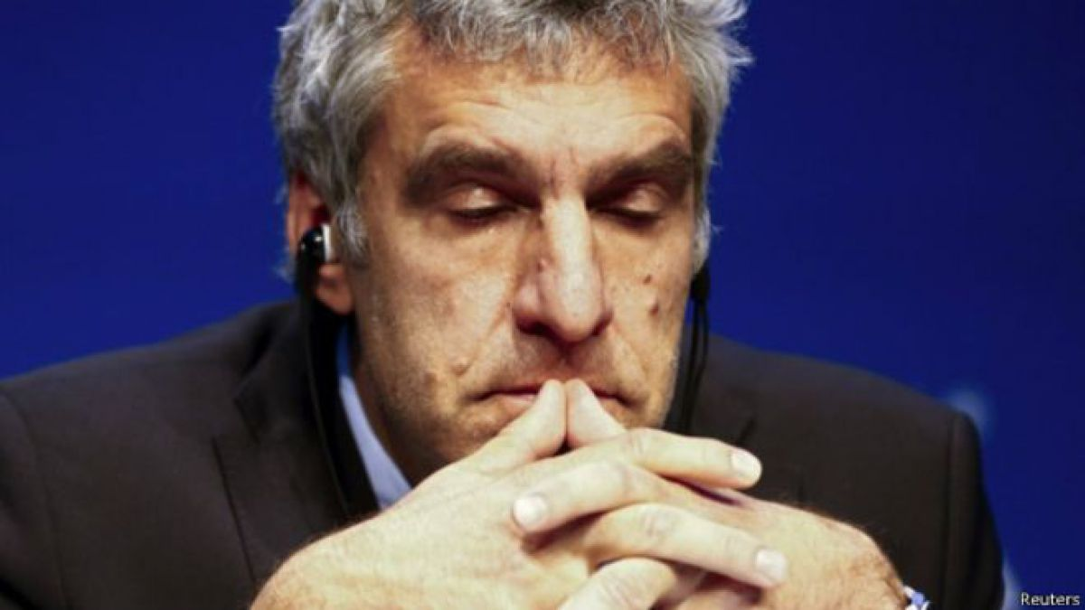 La broma que le costó el cargo al ex director de comunicaciones de la FIFA