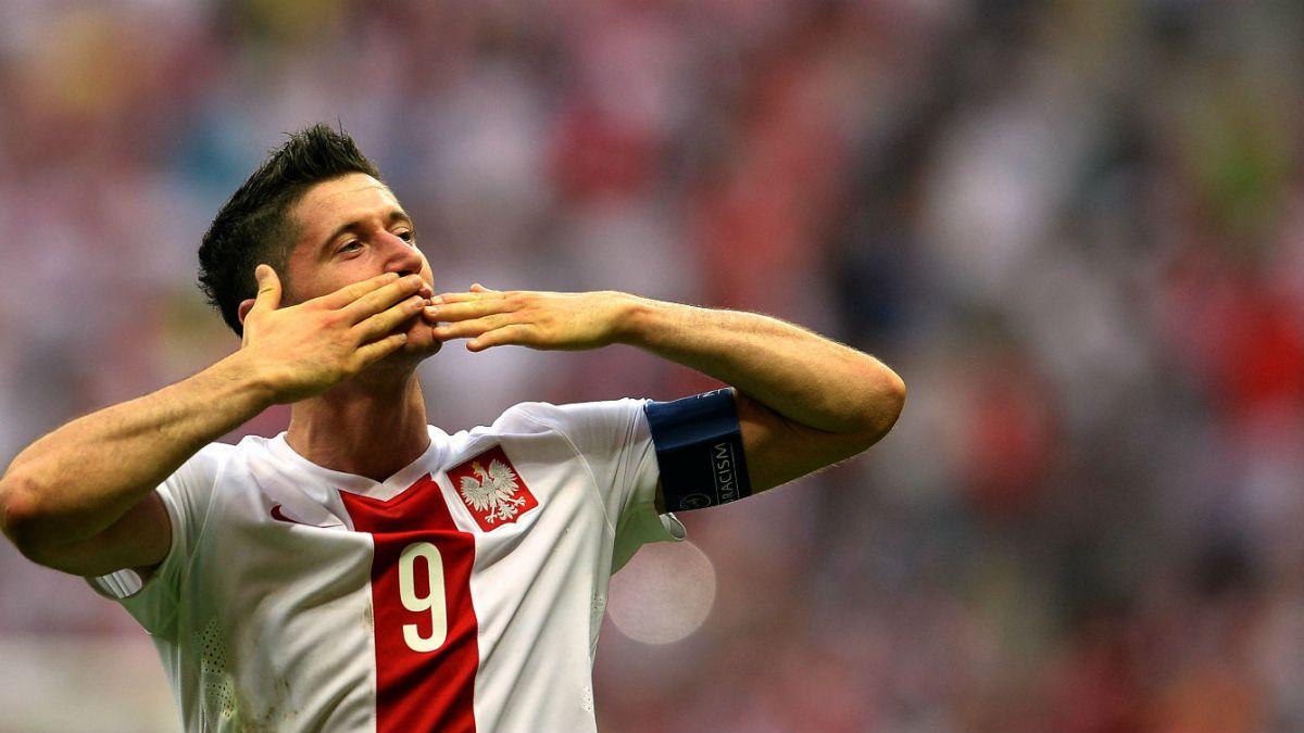 Mínimo dos goles por partido: El impresionante presente de Lewandowski
