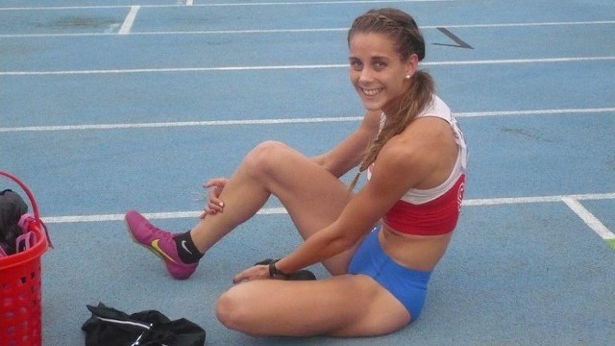 Isidora Jiménez: con comodidad a la final de los 200 metros planos del Sudamericano en Lima