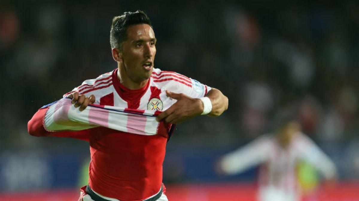 Barrios será compañero de Valdivia en Brasil y aclara porqué no llegó a Colo Colo