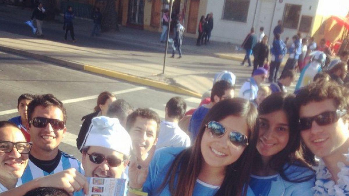 Duelo de emociones: Así se vivió en Instagram el duelo entre Argentina y Paraguay