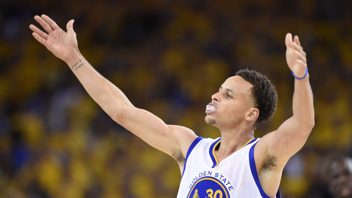 Curry adelanta a Golden State en la Final NBA contra Cleveland
