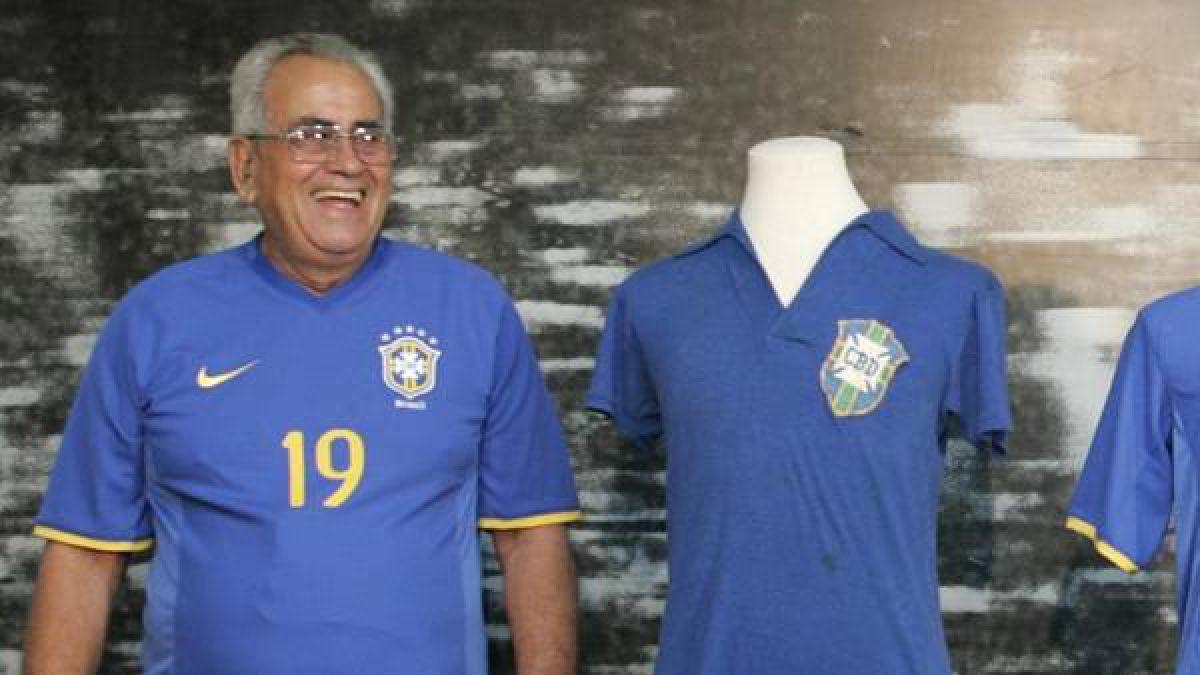 A los 82 años muere Zito, campeón mundial brasileño y descubridor de Neymar