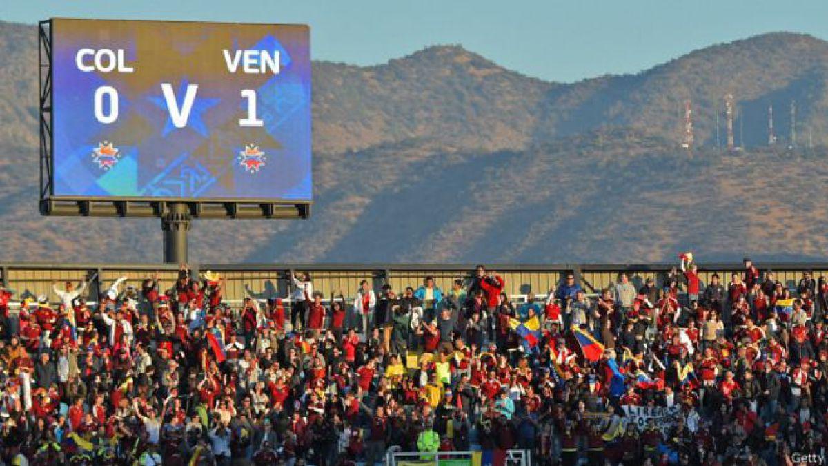 Cuatro razones por las que el triunfo de Venezuela sobre Colombia no fue sorpresa