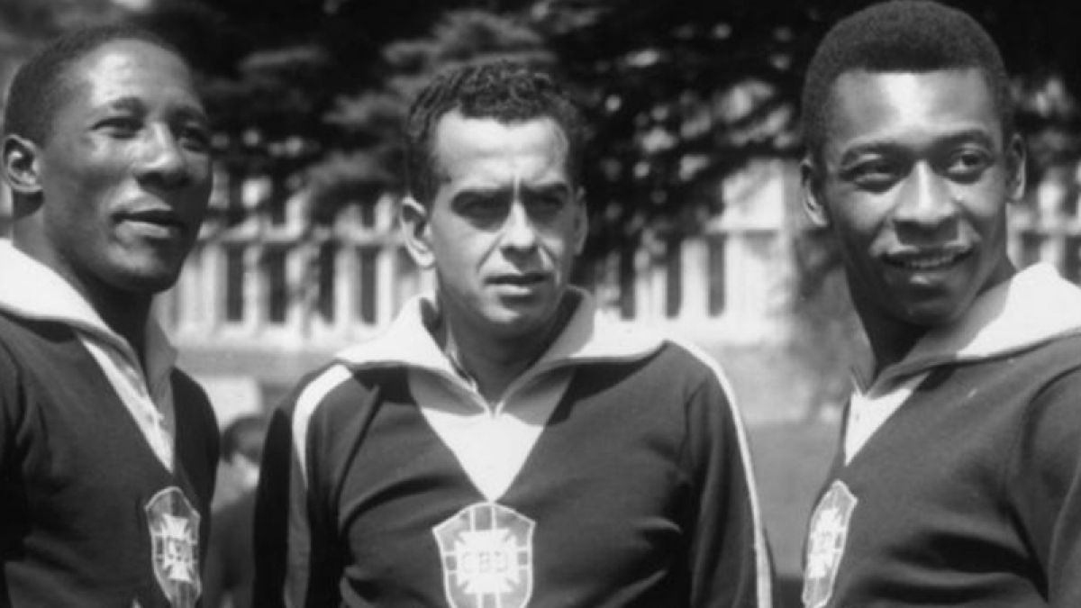 Adiós a un mito: Muere Zito, ganador de los Mundiales 1958 y 1962