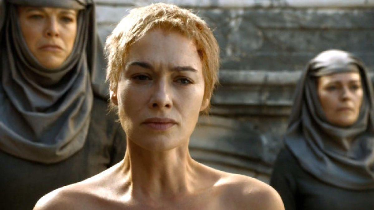 El Alto Costo Del Desnudo De Cersei En Final De Game Of Thrones