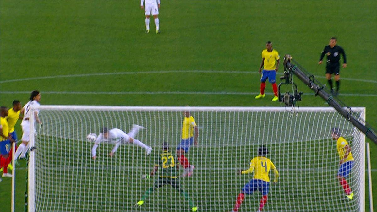 [VIDEOS] Revisa los goles del partido entre Ecuador y Bolivia que teminó 2 a 3