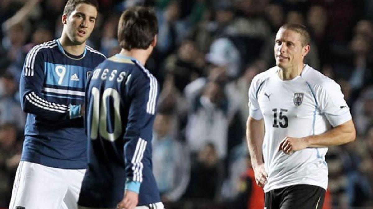 [Interactivo] Argentina vs. Uruguay: El frente a frente de un partido histórico