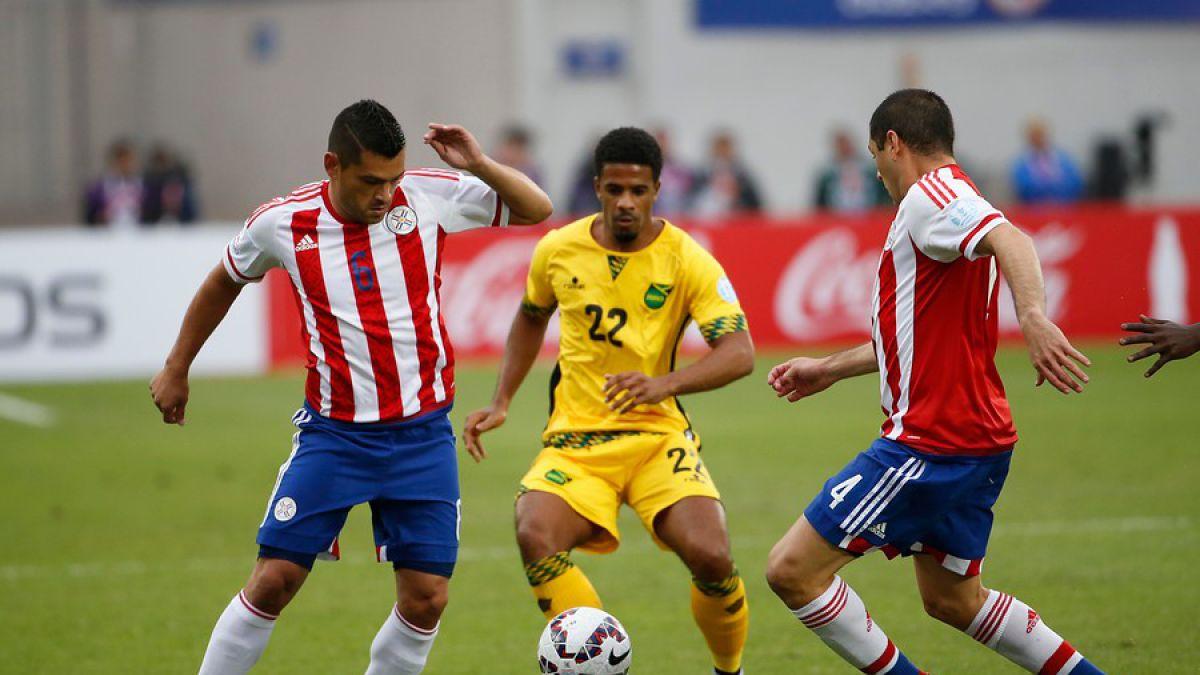 Copa América Paraguay Jamaica