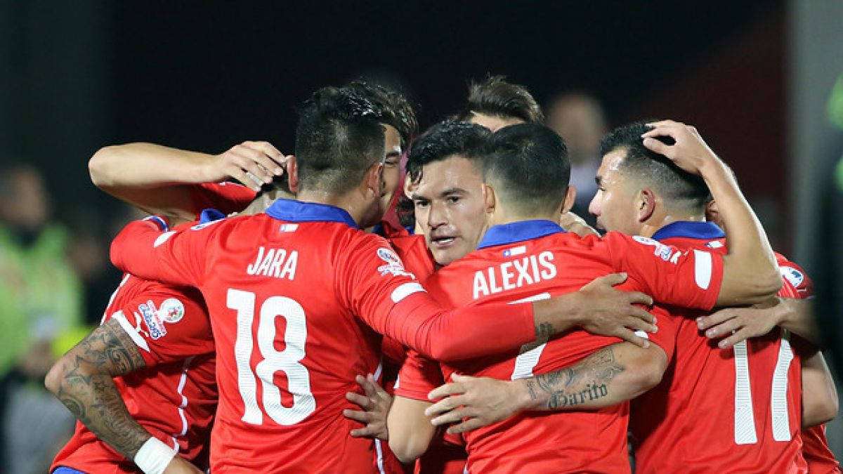 [VIDEOS] Revisa la goleada de Chile ante Bolivia