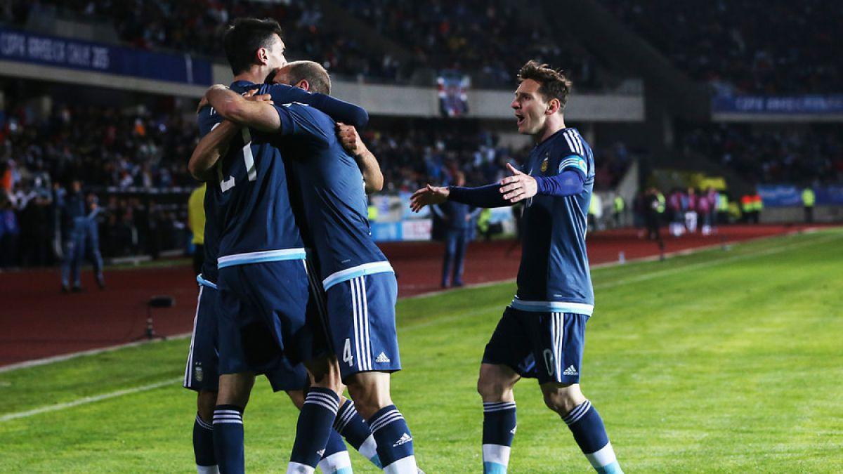 Argentina y Colombia a la búsqueda de un boleto para la semifinal de Copa América