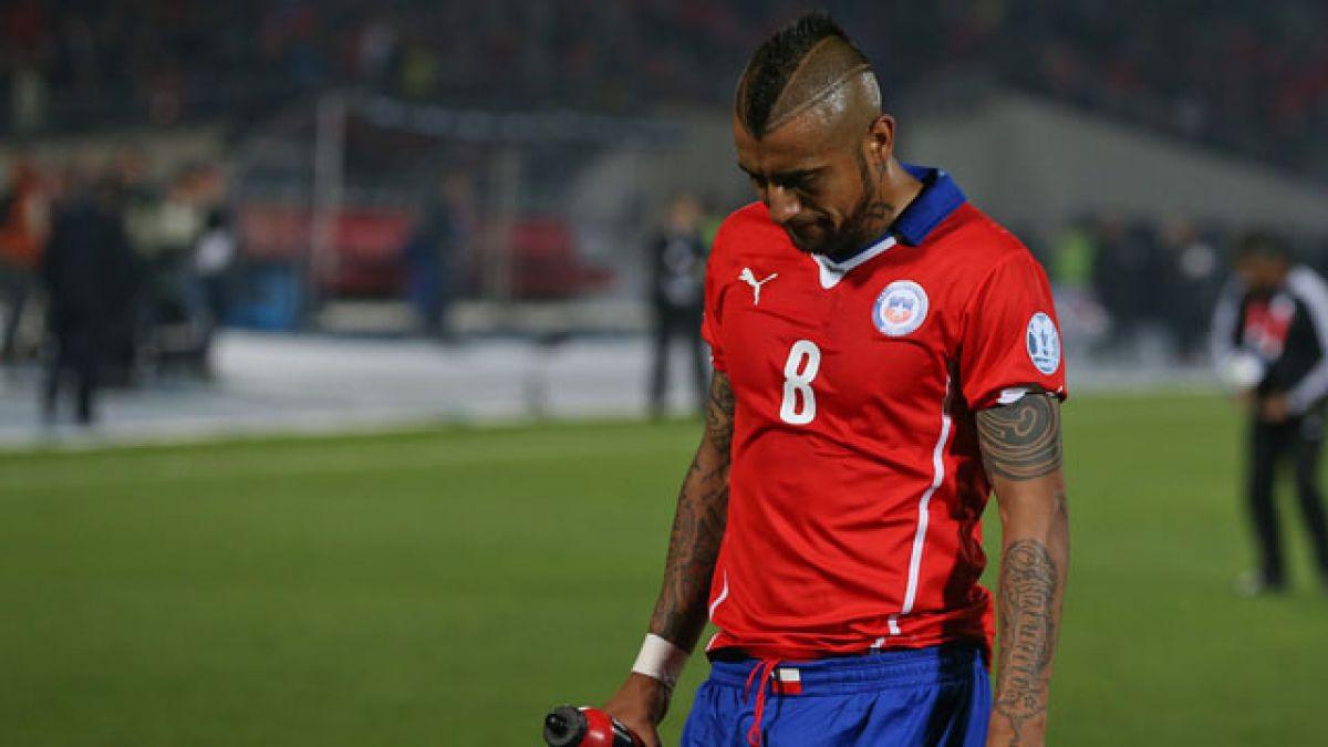 Diario Marca asegura que Real Madrid descartó a Vidal por mala conducta