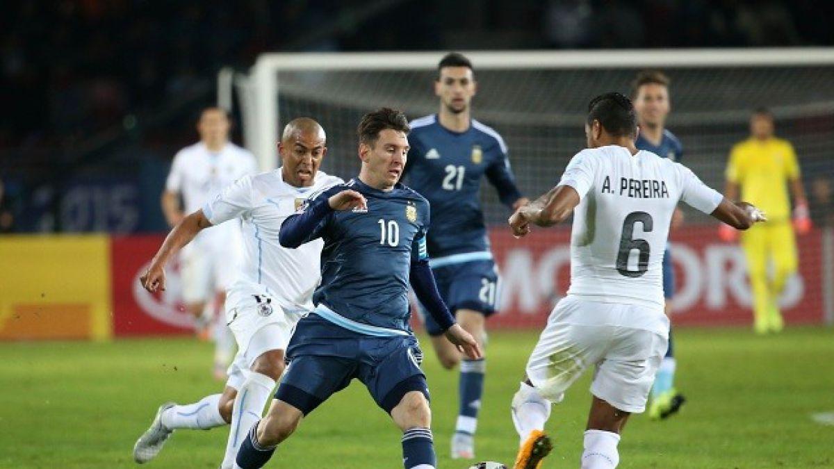 El clásico Argentina vs Uruguay se robó las miradas en Facebook