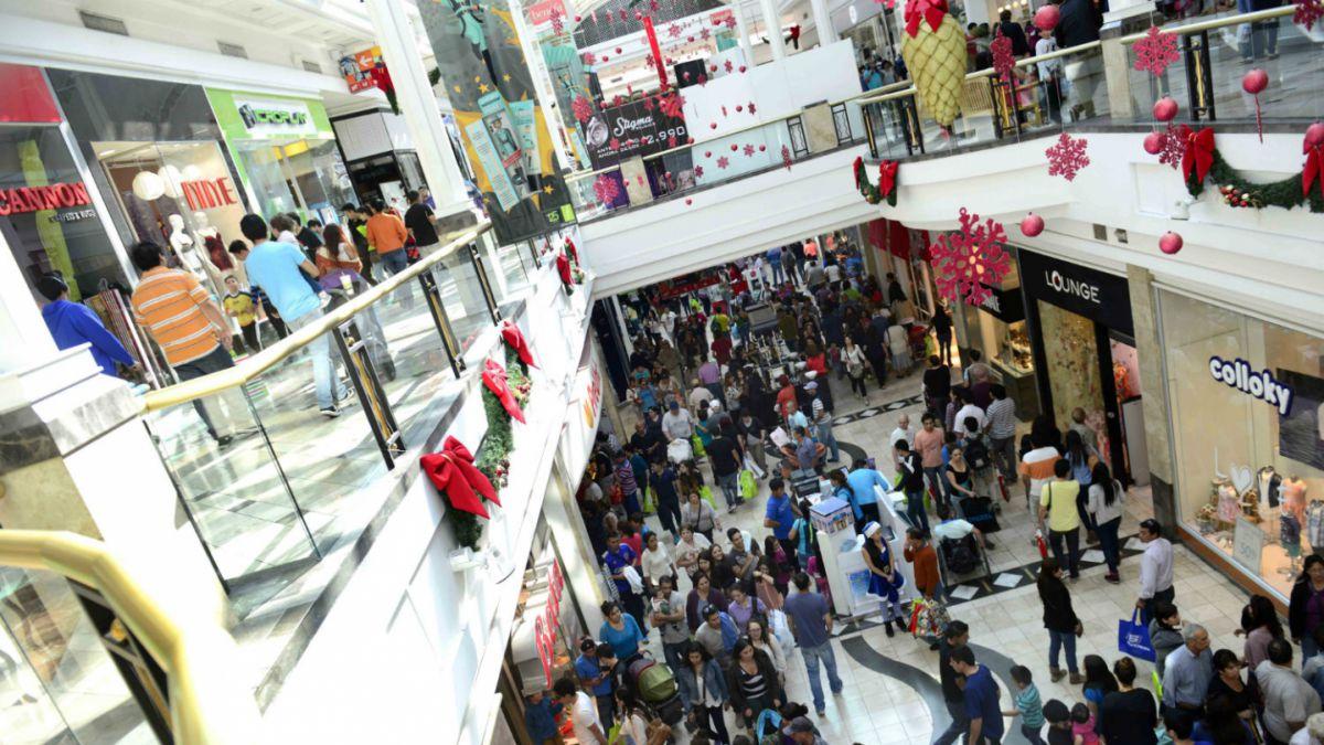 Mall Plaza Vespucio, comercio de Santiago