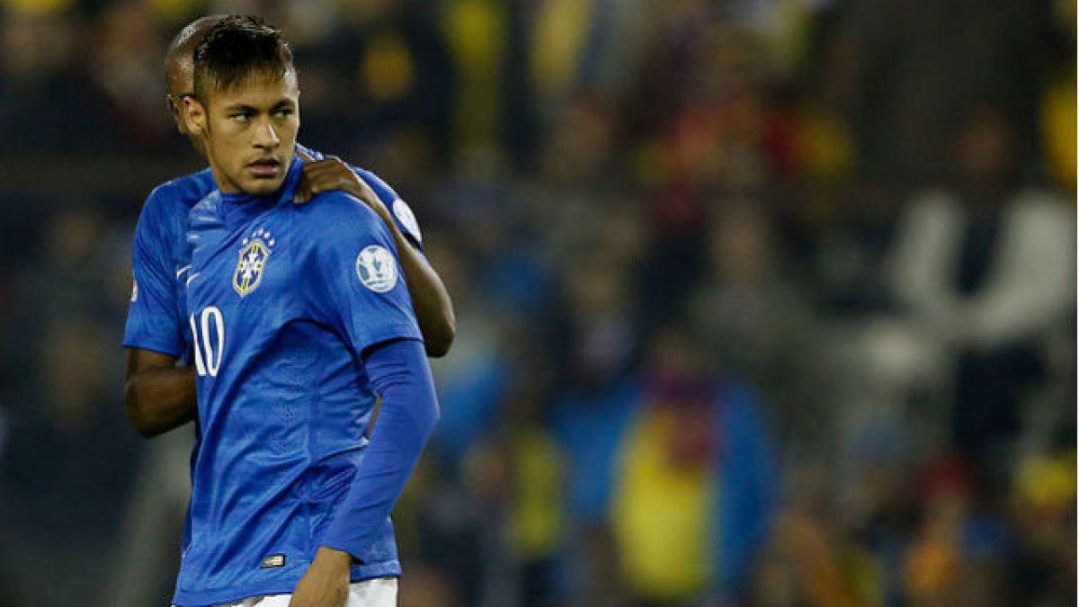 Neymar espera una apelación para reducir su castigo