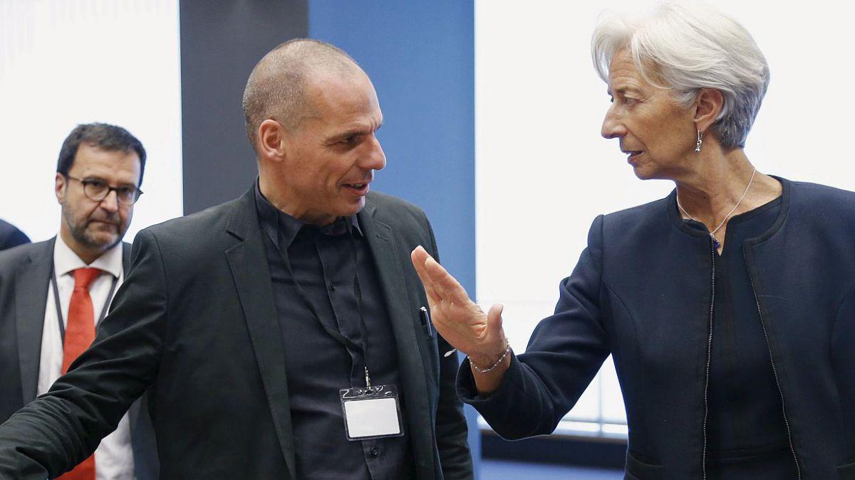 Zona euro espera nuevas propuestas viables de Grecia para evitar cese de pagos