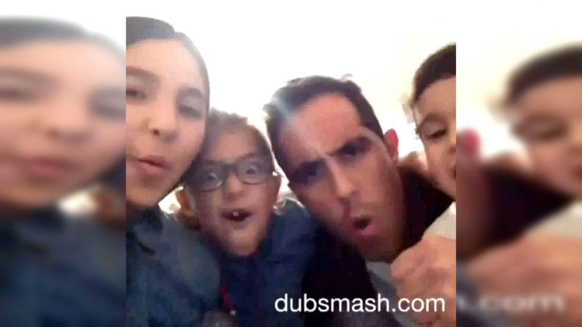 [VIDEO] Las familiares imágenes de Bravo tras el tenso día de La Roja