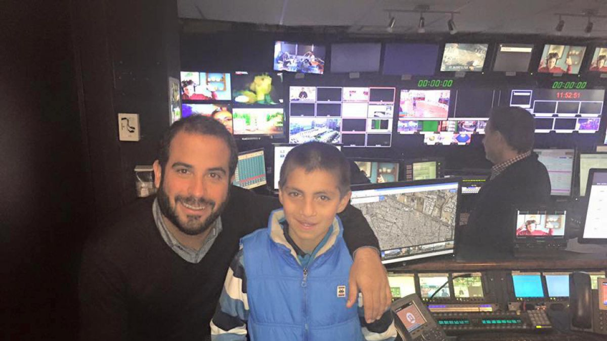 Doctores Fantasmas: operan a niño de reportaje emitido por Contacto