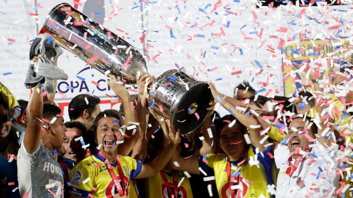 Estos son los grupos y el fixture de la Copa Chile 2015-2016
