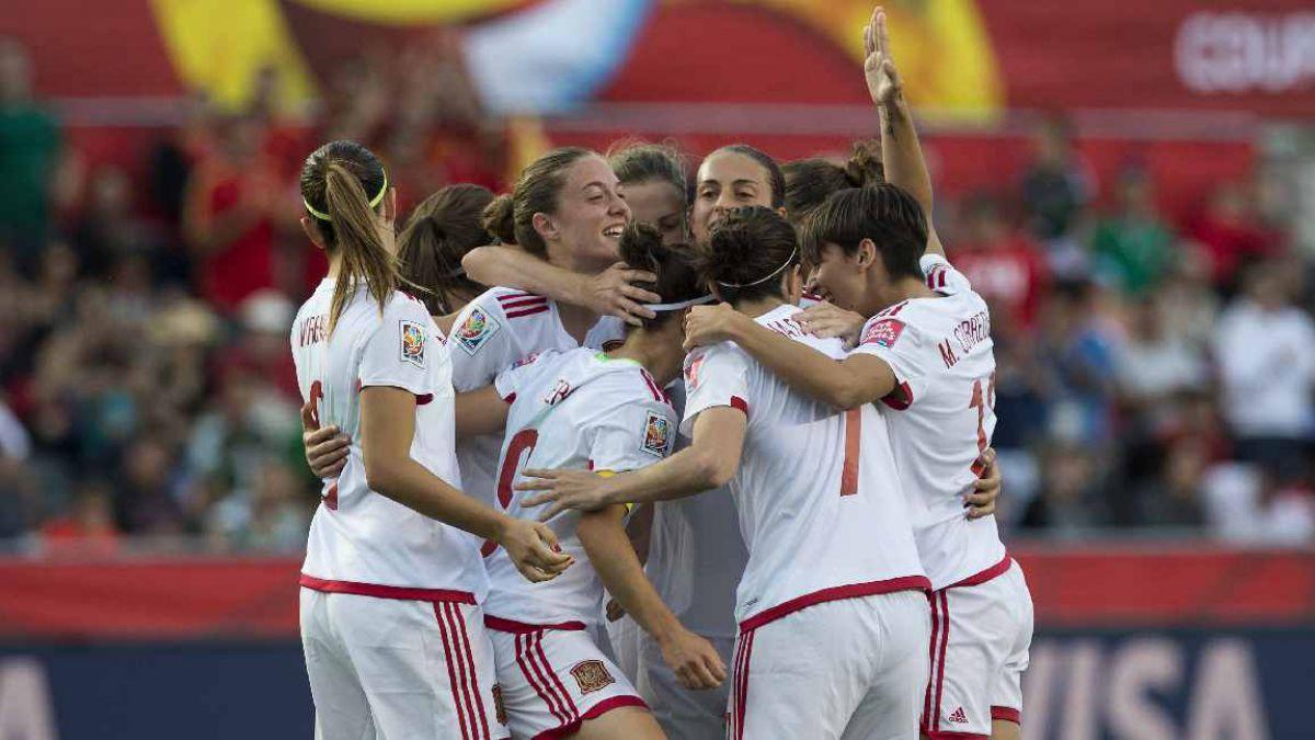 Selección femenina española