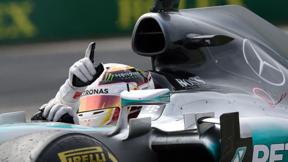 El trabajo de Rosberg se impuso al poderío de Hamilton