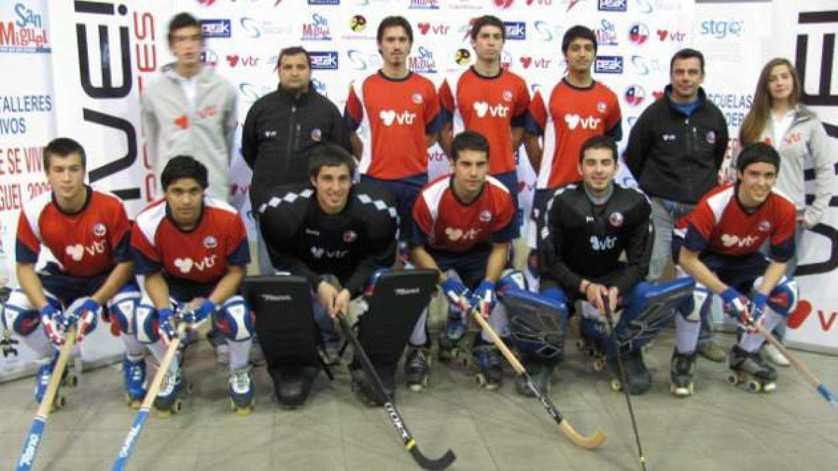 Chile termina octavo en el Mundial de Hockey Patín