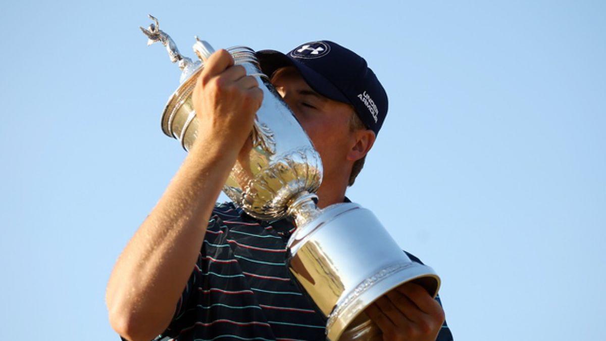 Conoce el listado de los últimos campeones del Abierto de golf de Estados Unidos